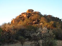 Lone Hill Koppie in South Africa