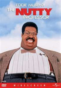 The Nutty Professor,Humiliated while trying to impress a pretty grad student, portly professor Sherman Klump takes a massive dose of his new weight-loss potion. Unfortunately, the now-svelte Sherman proves to be an insufferable jerk.