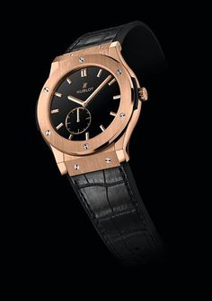 Thoughts on this #Hublot watch?