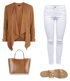 """""""Casual"""" by azra-90 ❤ liked on Polyvore featuring mode, Lipsy, Jack Rogers en Dolce&Gabbana"""