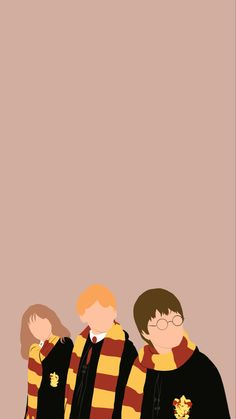 Harry Potter Tumblr, Fanart Harry Potter, Harry Potter Poster, Harry Potter Painting, Harry Potter Stickers, Mundo Harry Potter, Harry Potter Artwork, Harry Potter Drawings, Harry Potter Hermione