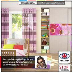 Projektantka wie jak stworzyć przytulną przestrzeń dla najmłodszych - chętnie doradzi Wam w ramach bezpłatnych konsultacji: http://komandor.pl/zamow-bezplatny-pomiar