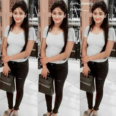 Cute Indian Tv Actress, Beautiful Indian Actress, Beautiful Actresses, Indian Actresses, Shivangi Joshi Instagram, Mens Toupee, Kartik And Naira, Healthy Skin Care, Beauty Queens
