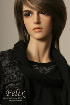 Aliexpress.com : Buy iplehouse sid felix doll bjd / sd soom dod volks doll1/3lut free makeup free shipping from Reliable doll suppliers on luo bjd  sd doll monopoly $288.00
