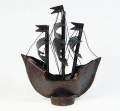 Retro Sailing Ship!