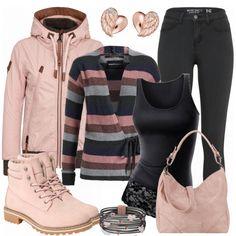 Winter-Outfits: Mukda bei FrauenOutfits.de