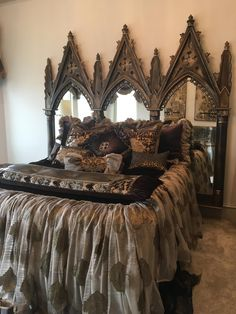 Customized Old World Bedding by Reilly-Chance Collection
