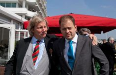 Boisdale's 2012 Epsom Derby - Nathan & Ranald Epsom Derby, Suit Jacket, Breast, Suits, Fashion, Moda, Fashion Styles, Suit, Jacket