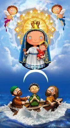 Virgen de la Caridad del Cobré