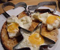Fried Egg Moulds