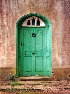 green door by awjay on DeviantArt