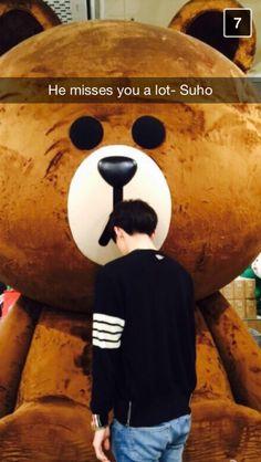 EXO || Sehun snap