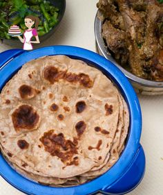 Indian Chapati is a flat bread recipe made with whole wheat flour. It's much healthier, delicious and easy to make with no special skill or gadgets needed. You can serve them with Indian food or use as a wrap for sandwiches too. Healthy Tortilla, Healthy Bread Recipes, Tortilla Recipe, Healthy Breads, Homemade Chapati, Homemade Ham, Curry Ingredients, Whole Wheat Tortillas, Flatbread Recipes