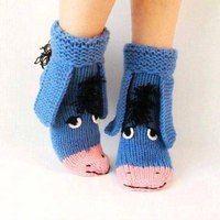 Идея для оформления носков