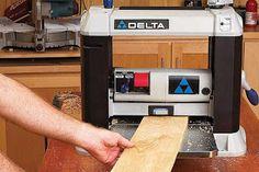 Ah! E se falando em madeira...: dicas para aproveitar a desempenadeira de desengro...