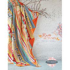 Rustic Autumn - Free quilt pattern