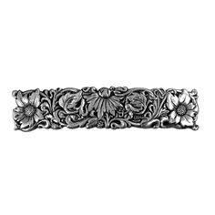 Oberon wildflower hairclip