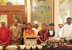 #TheImperial chefs behind curating a fine regional fare for #WTD2015