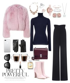 """⏳"" by marinaiplikci on Polyvore featuring Kate Spade, Ralph Lauren, Gianvito Rossi, Fendi, Olivia Burton, Allurez, Ted Baker, Blue Nile, Frontgate and Gucci"