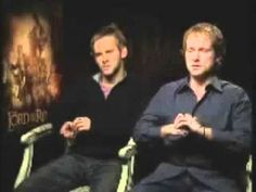 Billy Boyd Sneezes in an Interview... Oh gosh. These two. I love them.