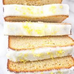 Paleo Pound Cake (gluten-free, grain-free, and naturally-sweetened)