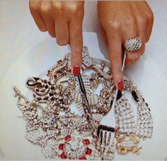photography jewelry photo hipster vintage fancy jewels diamond ...