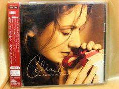 CD/Japan- CELINE DION These Are Special Times +1 bonus trk CD Japan OBI RARE #DancePopPopRock