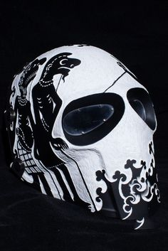 Onimaru Mask Army of Two Paintball Airsoft Helmet Halloween Cosplay Prop Talung | eBay: