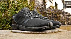 adidas zx flux - black elements pack