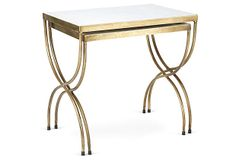 Andrews Nesting Tables, Set of 2 on OneKingsLane.com