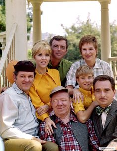 Mayberry RFD cast
