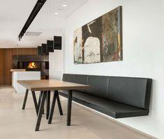 Moderne Offene Wohnzimmer | MINIMALISTISCHES HAUS DESIGN INTERIEUR |  Pinterest