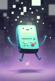 Beemo 2.0 by mikehorowitz