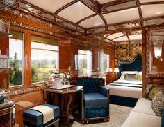 Venice Simplon-Orient-Express Carriages