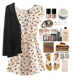 """""""Spring/Summer Morning"""" by carol9801 ❤ liked on Polyvore featuring NARS Cosmetics, Chloé, Second Nature By Hand, philosophy, Black Apple and rag & bone"""