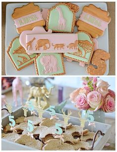 Safari Girl Birthday Party | POPSUGAR Moms Photo 5