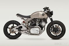 Straight out of Classified Moto! Yamaha Virago XV920  - Version 2.0