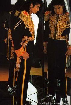 Michael Jackson by Annie Leibovitz, 1989.