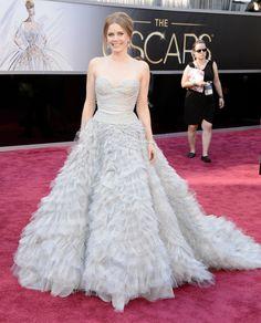 Amy Adams Oscars 2013.  Could be a wedding dress!