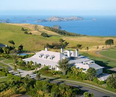 The Lodge at Kauri Cliffs - Bay of Islands, North Island, New Zealand - Luxury Hotel Vacation from Classic Vacations Best Resorts, Hotels And Resorts, Luxury Spa, Dream Vacations, Vacation Spots, Vacation Resorts, Vacation Destinations, The Places Youll Go, Vacation