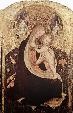 Madonna della Quaglia (1420 circa; Verona, Museo di Castelvecchio)