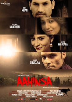 The Untold Story Aahinsa a Hindi film to be released in April 2014 carries a rare and a very necessary message. It is quite entertaining too. Visit http://aahinsa.downtoearth.co.in