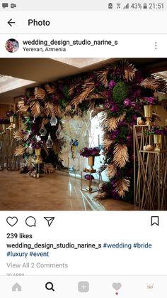 Shabby Chic Home Decor Wedding Stage Decorations, Backdrop Decorations, Backdrops, Archway Decor, Havana Nights, Shabby Chic Homes, Plant Decor, Rustic Wedding, Holiday Decor