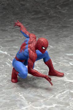 Marvel  Series Spider-Man Statue