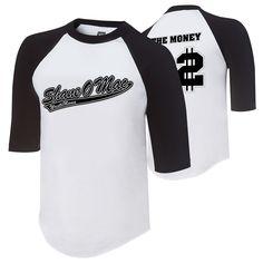 "WWE Shane McMahon ""The Money"" Raglan T-Shirt"