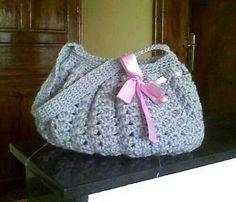 Crocheted purse pattern