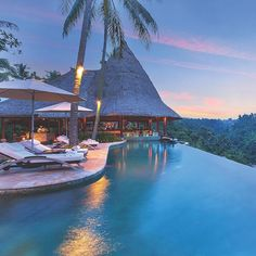 On this cold dark and wet evening we're dreaming of a holiday in Bali. We love @viceroybali a 5 star luxury boutique hotel nestled in a spectacular jungle setting dreamy right? More travel inspiration in our new issue #IrishTatlerLoves #Travel #ViceroyBali #Bali #Holiday #SummerHoliday  via IRISH TATLER MAGAZINE OFFICIAL INSTAGRAM - Celebrity  Fashion  Haute Couture  Advertising  Culture  Beauty  Editorial Photography  Magazine Covers  Supermodels  Runway Models