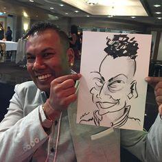 Wedding Guest Caricature