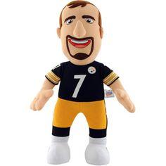"NFL Pittsburgh Steelers Ben Roethlisberger 14"" Plush Doll"