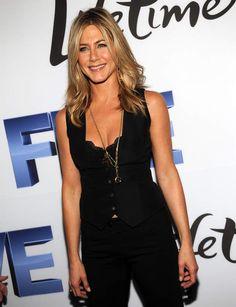 Jennifer Aniston après Jennifer Aniston a maintenant trouvé son poids idéal